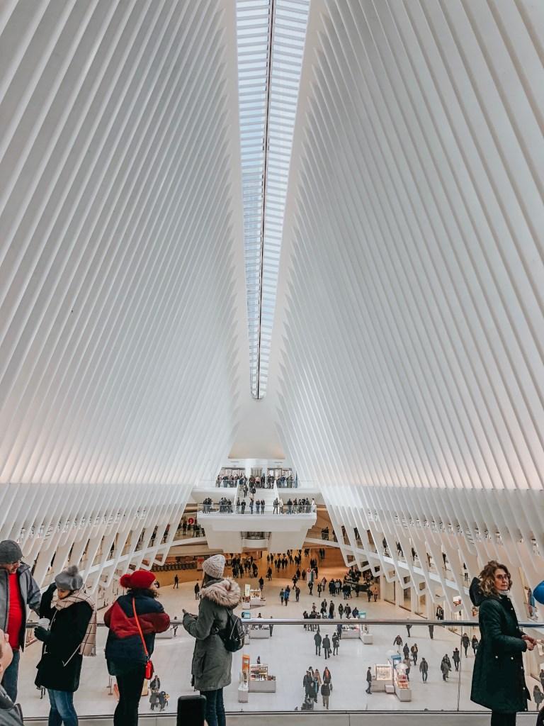 Westfield World Trade Center NYC
