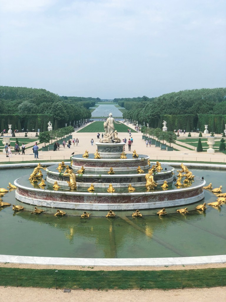 The Palace of Versailles Gardens