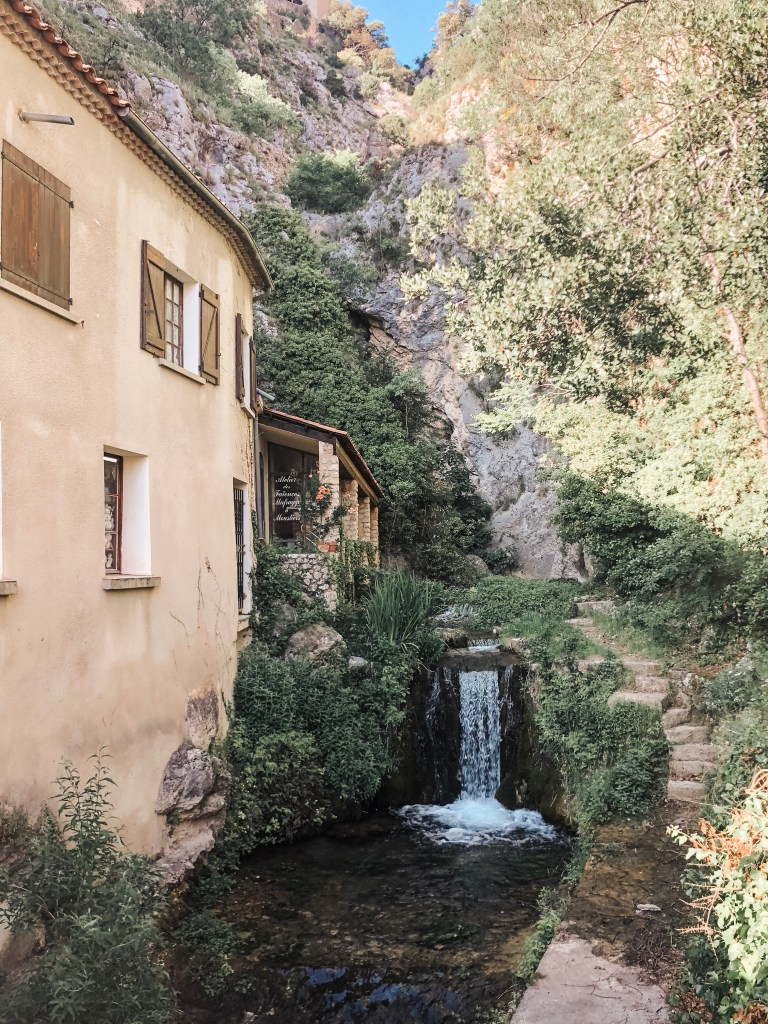 Moustiers St Marie