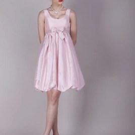 dama dress pink