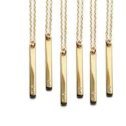 Vertical Bar Pendant