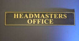 Headmasters Office