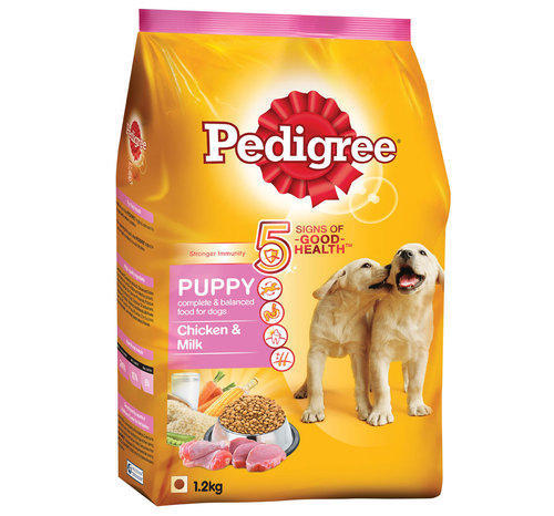 Pedigree dog food package