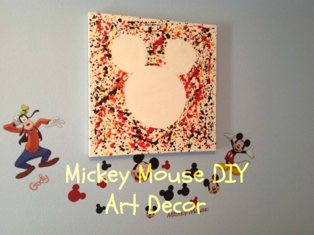 Mickey Mouse Art