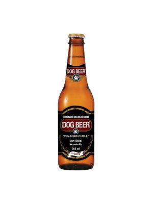 Cerveja Dog Beer Cães 355ml sabor Carne - 3 unidades