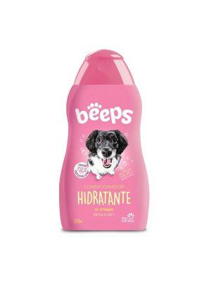 Condicionador Hidratante Beeps Cães e Gatos 500ml Pet Society