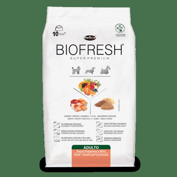 Biofresh Adulto Raza Pequeña 10 Kg