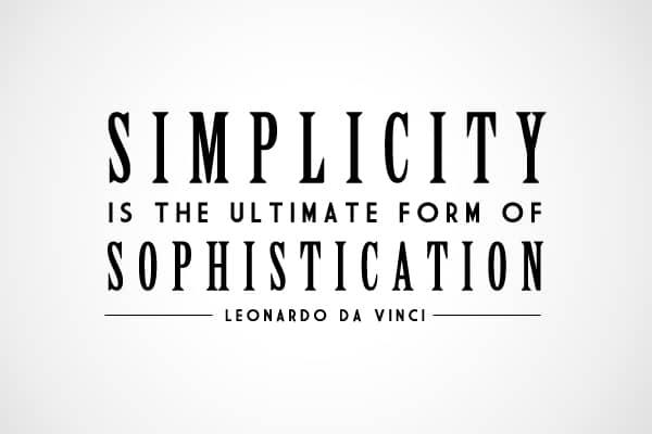 simplicity-leonardo-da-vinci
