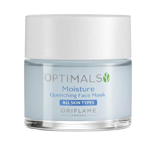 mặt nạ oriflame Optimals Moisture Quenching Face Mask 34608