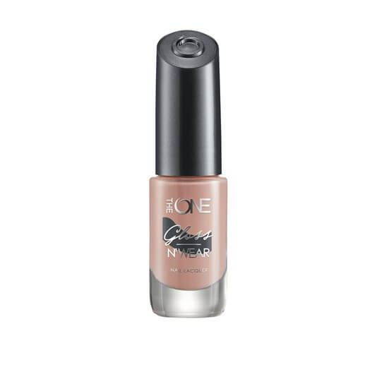 35556 oriflame - Sơn móng tay Oriflame The One Gloss N' Wear Nail Lacquer - Màu Rosy Nude