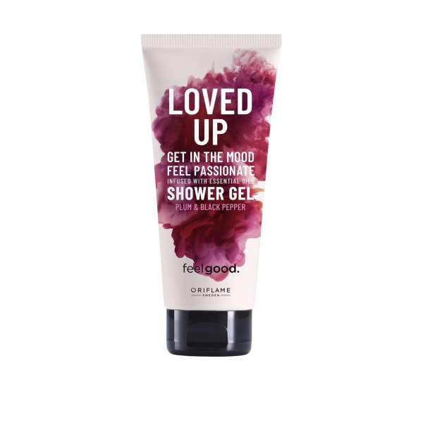 35993 oriflame - sữa tắm Loved Up Shower Gel Feel Good