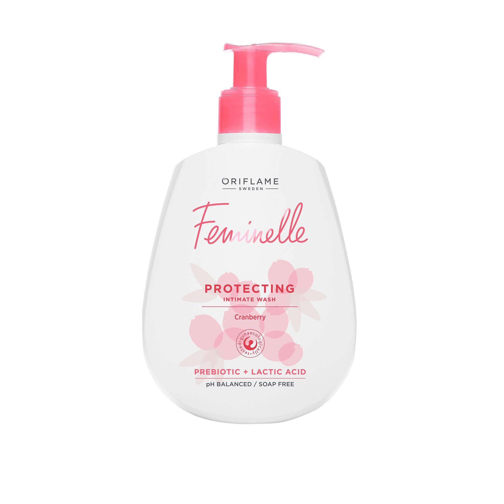34498 oriflame – Dung dịch vệ sinh phụ nữ của Oriflame Feminelle Nam Việt Quốc 300ml