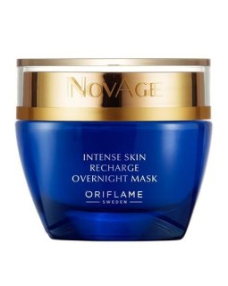 33490 oriflame - Novage Intense Skin Recharge Overnight Mask