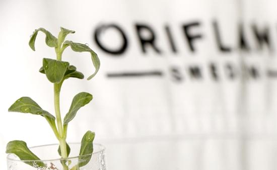 Oriflame được đánh giá cao về chính sách phát triển bền vững