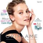 Catalogue mỹ phẩm Oriflame 10-2016