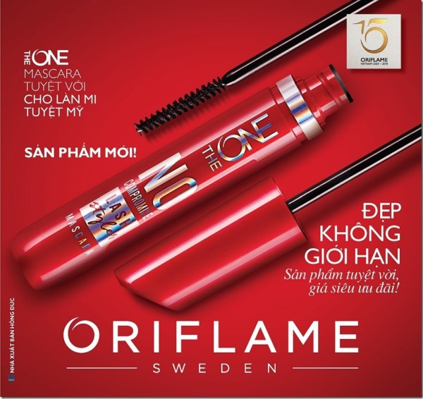 Catalogue My Pham Oriflame 11-2018