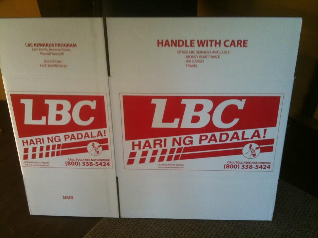 Lbc balikbayan box size and price uae