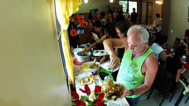 Lots of food!!