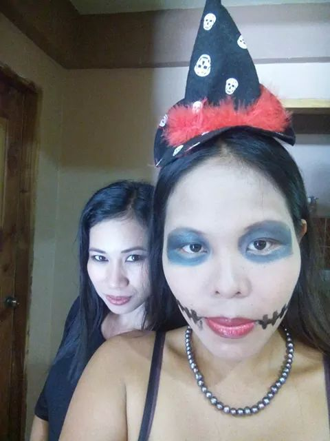 Zombie Jane and Michell