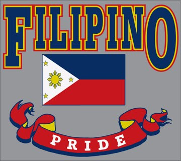 Filipino Pride with Flag