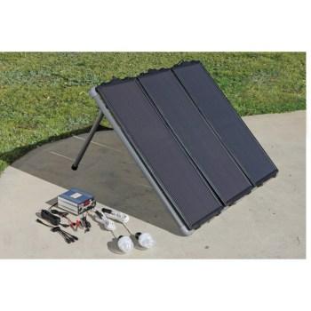 small solar array