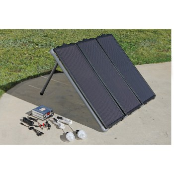 small solar array