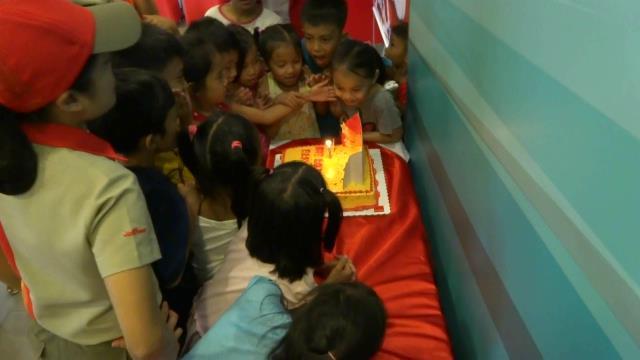 JB2 Kids and Cake