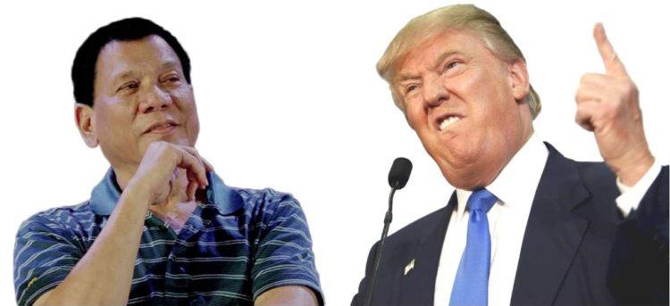 duterte-and-trump