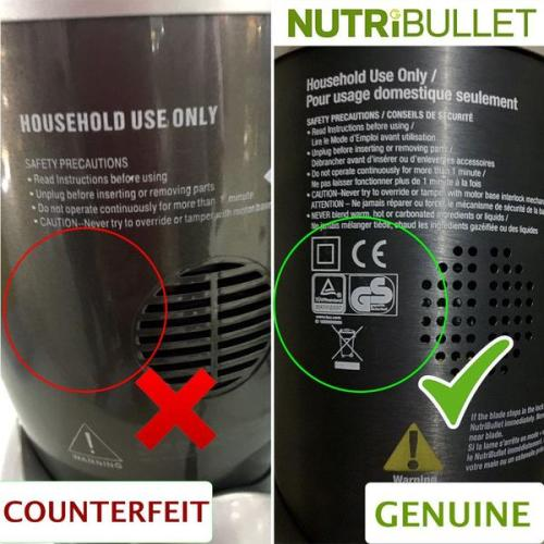 Our Wicked Awesome Counterfeit Nutribullet Review My Philippine