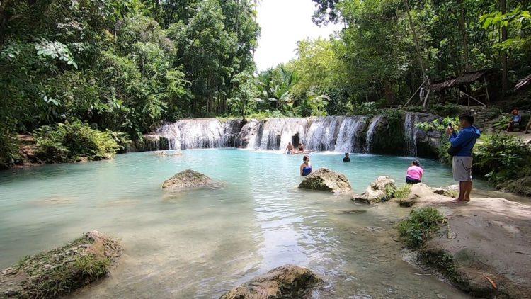 cambugahay upper falls