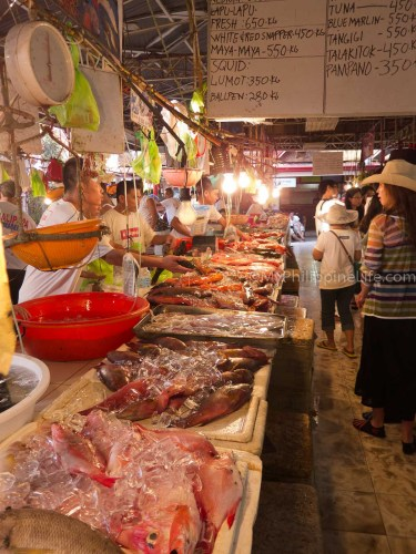 the wet market