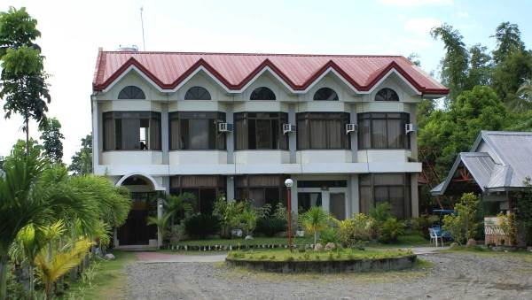 Adelaide Hotel (Pension House), San Jose, Antique