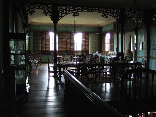 Balay Negrenese Museum, Gaston Ancestral Home, Silay - 2nd floor