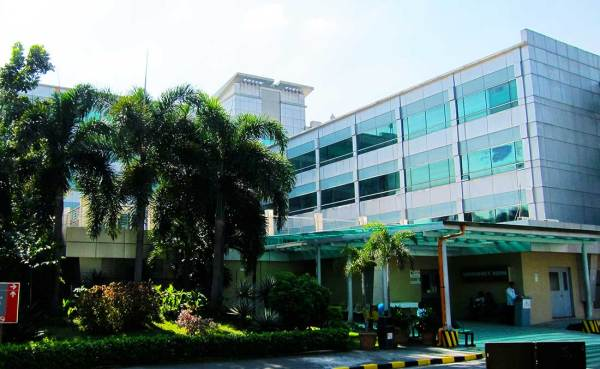 Cardinal Santos Medical Center, one of the best hospitals in the Philippines.