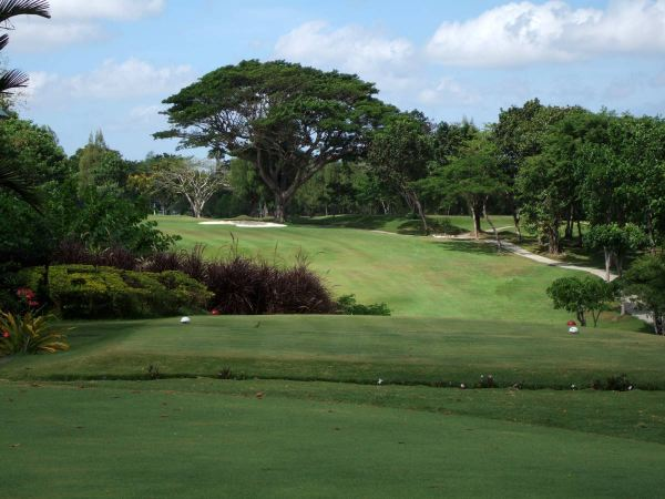 Santa Barbara, Iloilo Golf Course - fairway