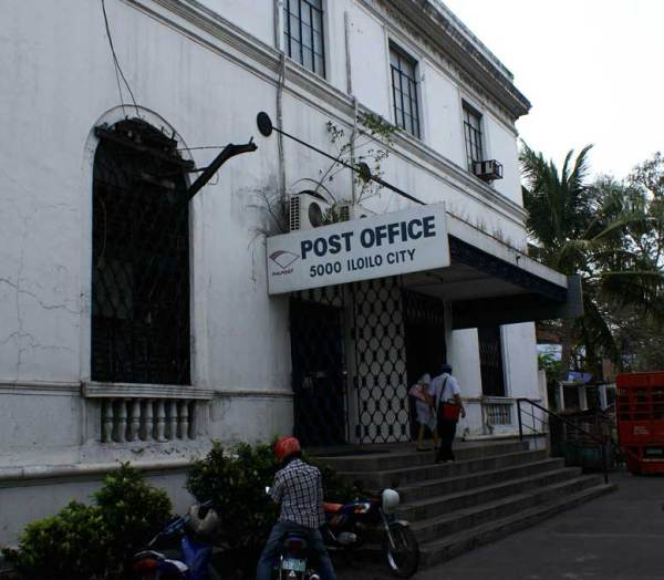 Iloilo City - Main Post Office