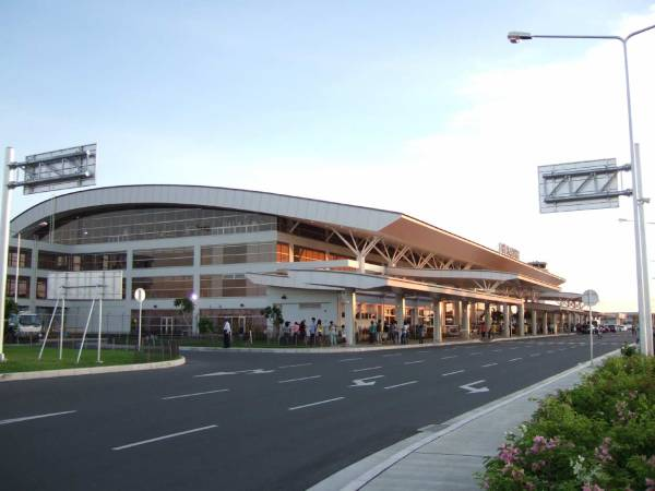 New Iloilo Airport Terminal