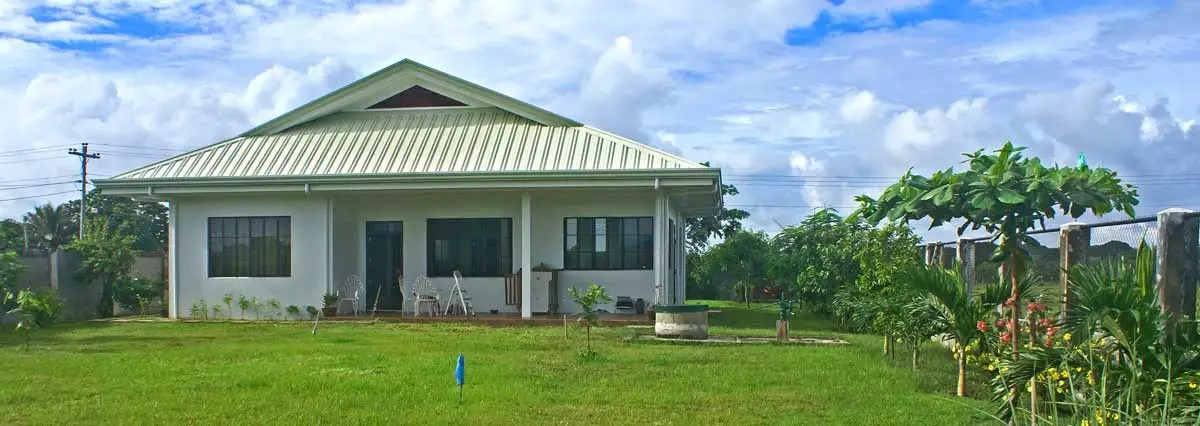 Our philippine house project windows my philippine life for Cheapest 2 story house to build