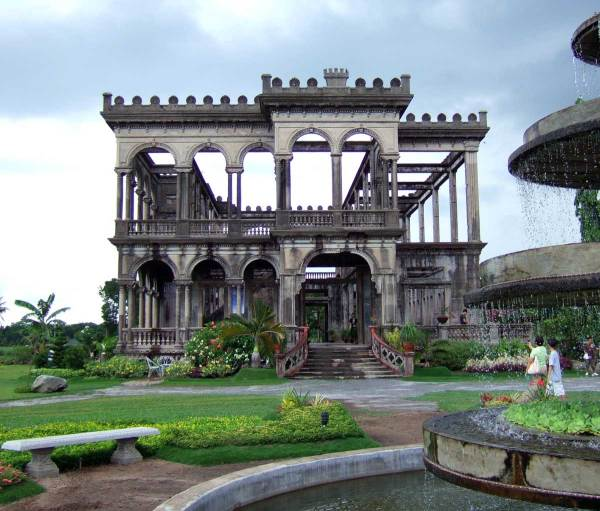 """The Ruins"" Talisay, Bacolod"