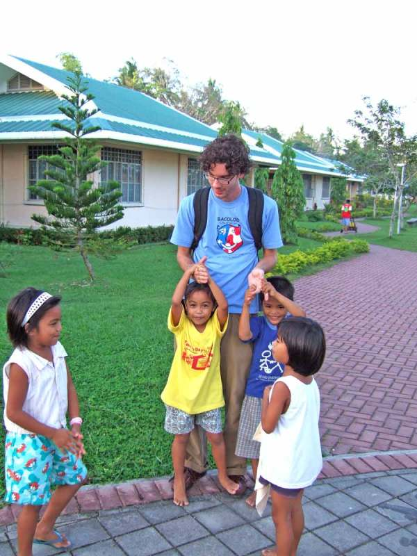 Peace Corps Volunteer - SOS Children's Village, Iloilo
