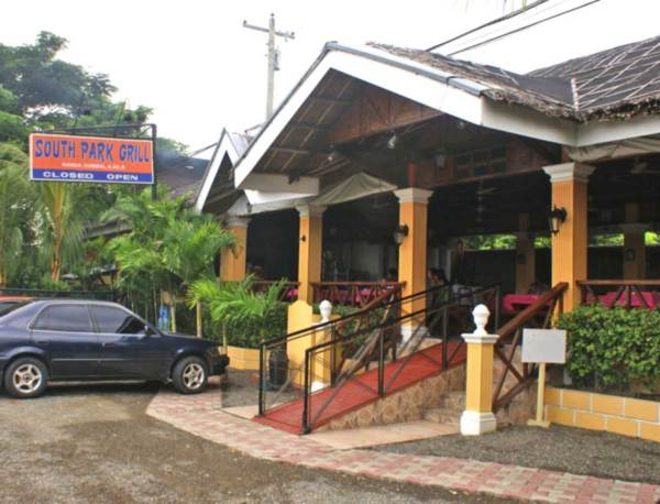 South Park Grill -- not quite in Tigbauan but an excellent choice for dining