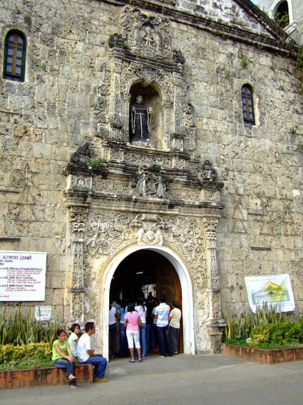 Sunday Services at Tigbauan Church
