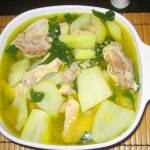 Chicken Tinola - a classic Filipino dish