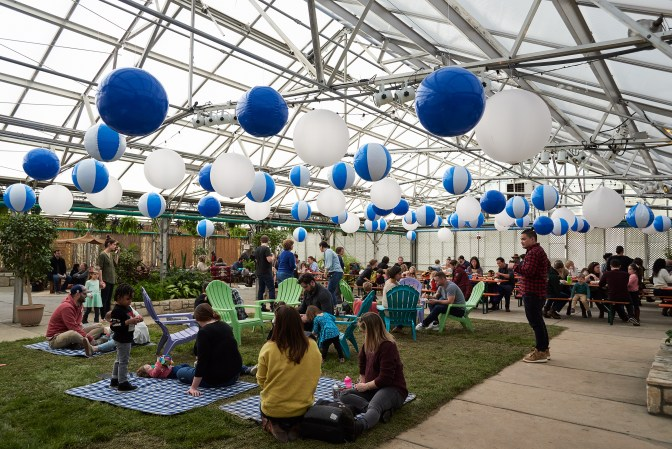Image result for the greenhouse at fairmount park