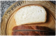 White sandwich loaf