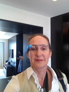 Google Glass review on mycustardpie.com