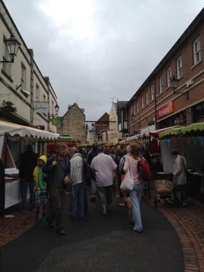 Stroud Farmers Market - mycustardpie.com