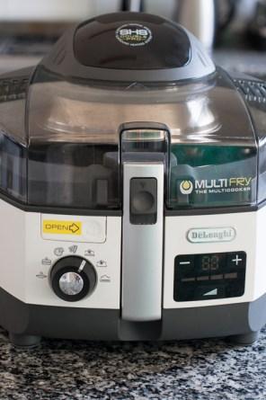 Delonghi Multifry review and recipe - mycustardpie.com