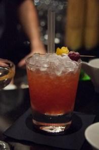 Pairing gin with dinner - mycustardpie.com