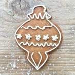 Christmas gingerbread on mycustardpie